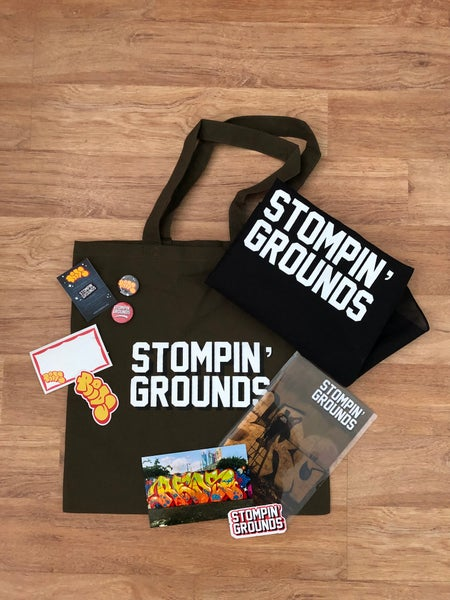 Image of Stompin' Grounds Package