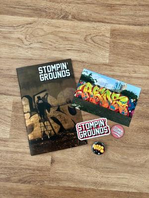 Image of Stompin' Grounds Zine