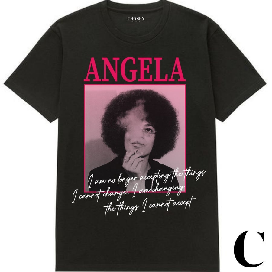 Image of ANGELA Tee