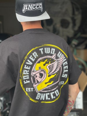 Image of Forever 2 Wheels Tee