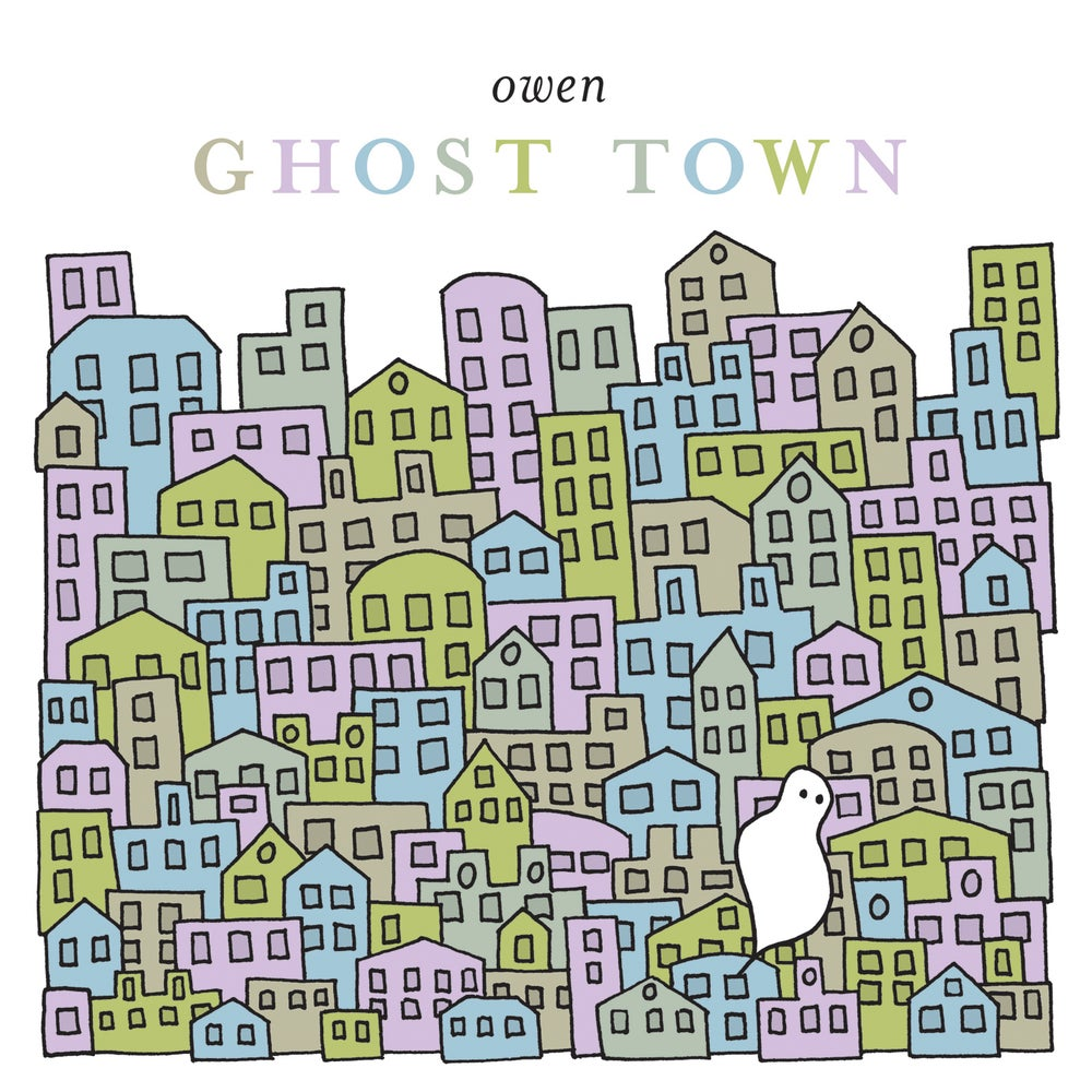 Ghost Town CD
