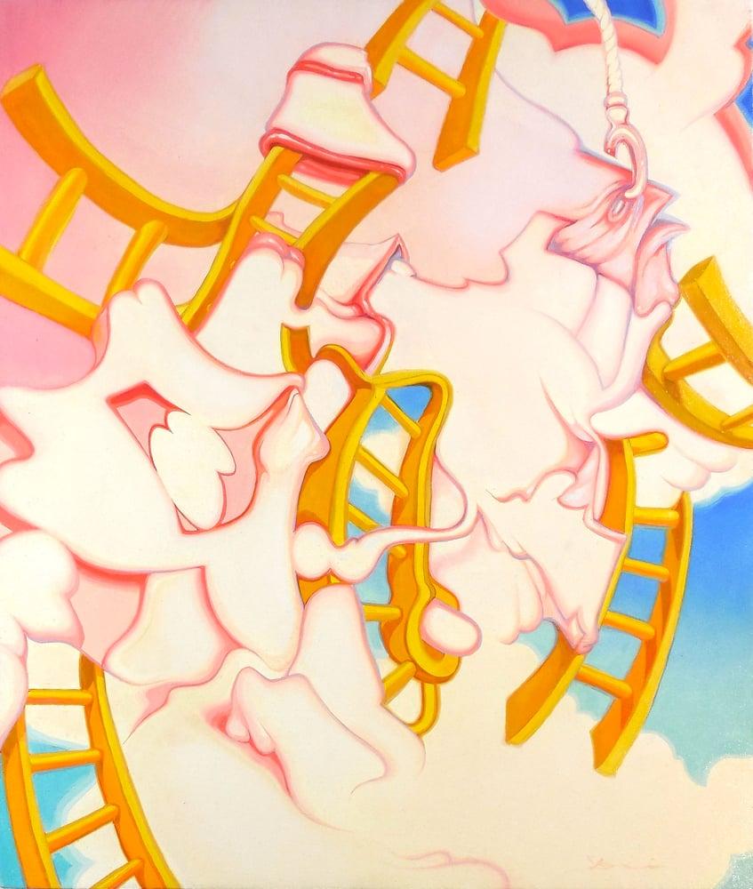 Image of Bubblegum Ladders