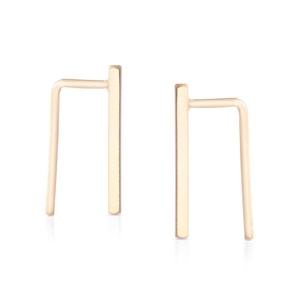 Image of Baleen Unio Earrings