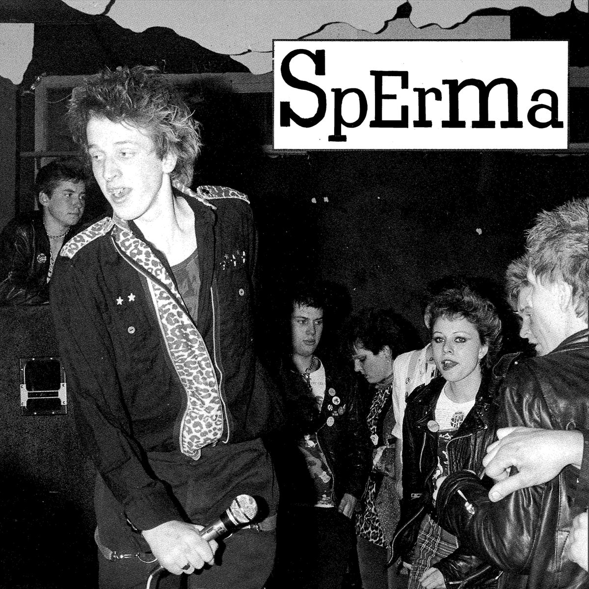 "Image of SPERMA - s/t 12"""