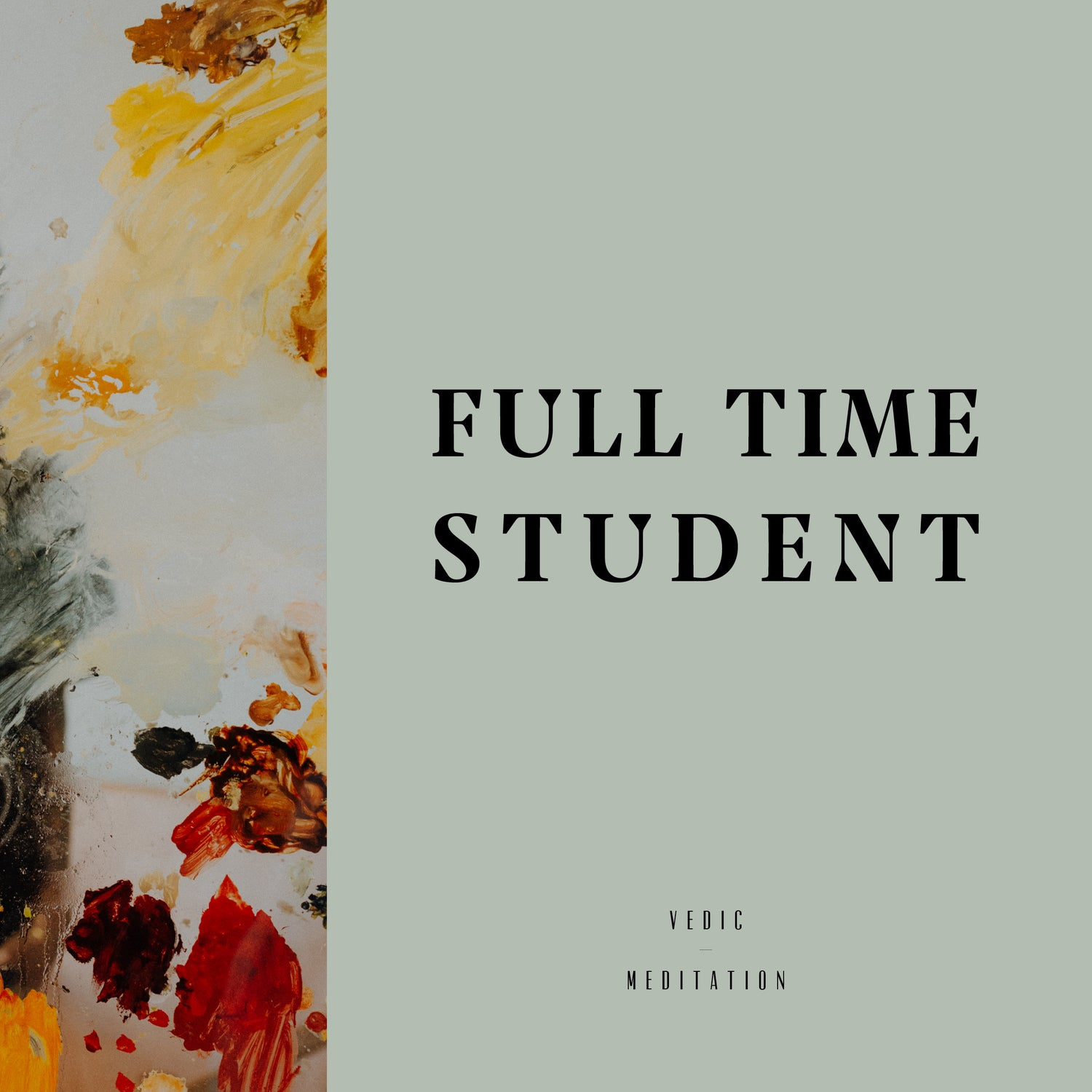 Image of Full Time Student