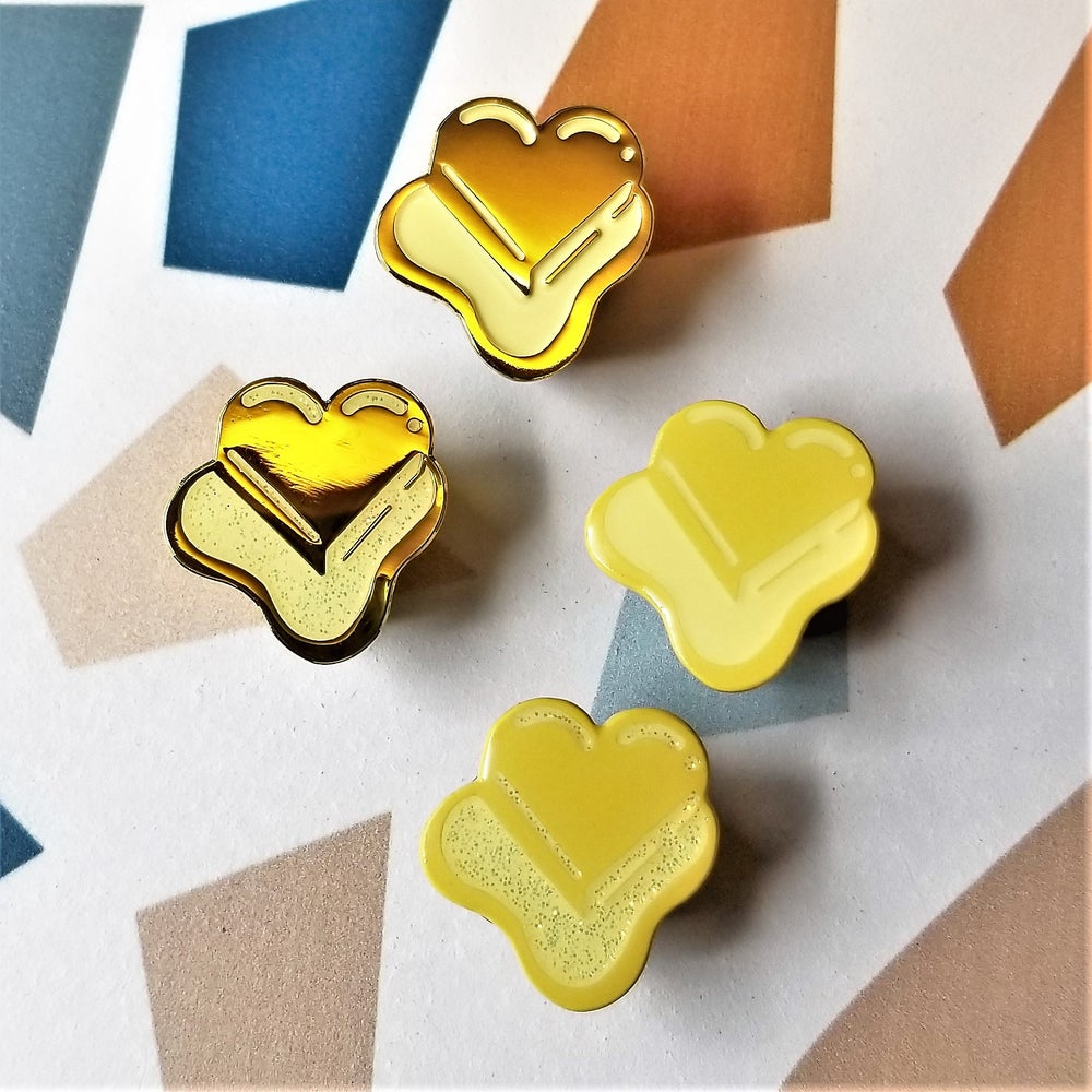 Image of Heart of a Balanced Breakfast Pin Series