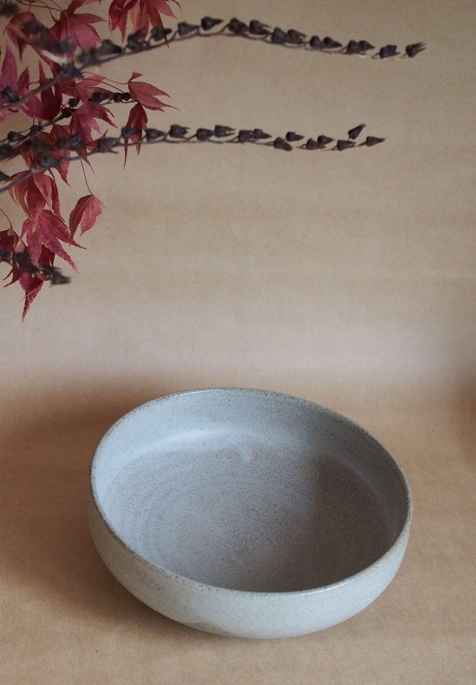 Image of Low bowl - Kirikiri