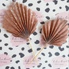 Rose Gold Palm Spears
