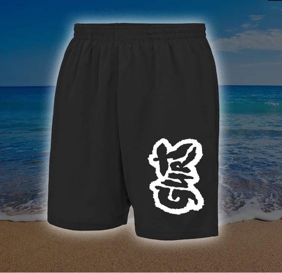 Image of LOGO - Gym Shorts