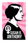 Susan B. Anthony Print