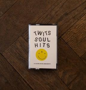 Image of V/A - Twits Soul Hits (Tape)