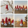 PRE ORDER Hanging Christmas Gnome