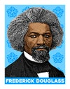 11x14'' Frederick Douglass Print