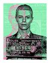 11x14'' Bowie Print
