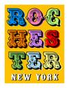 11x14'' ROC Circus Print