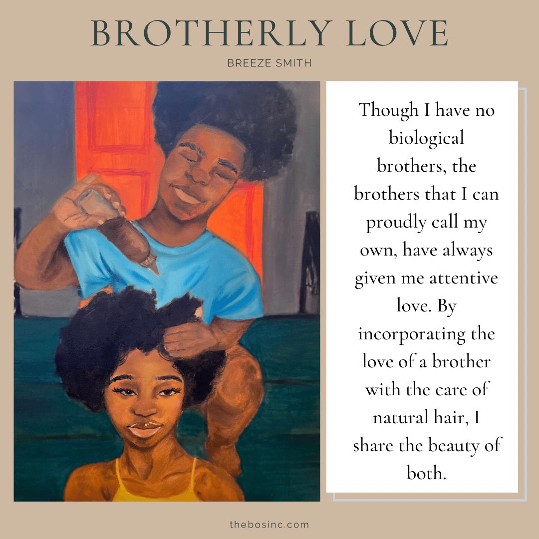 """Brotherly Love"""
