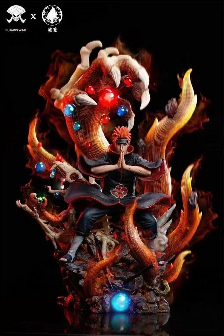 Image of [Pre-Order]Naruto Burning Wind Studio Pain 1:7 Resin Statue