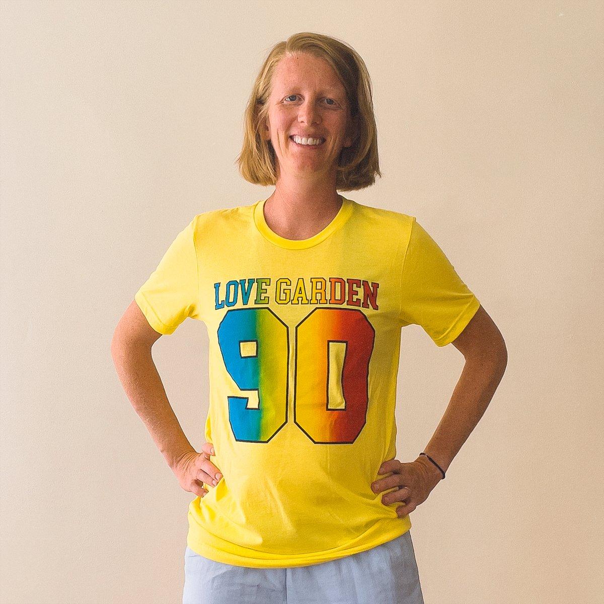 Image of Love Garden Ninety Shirt