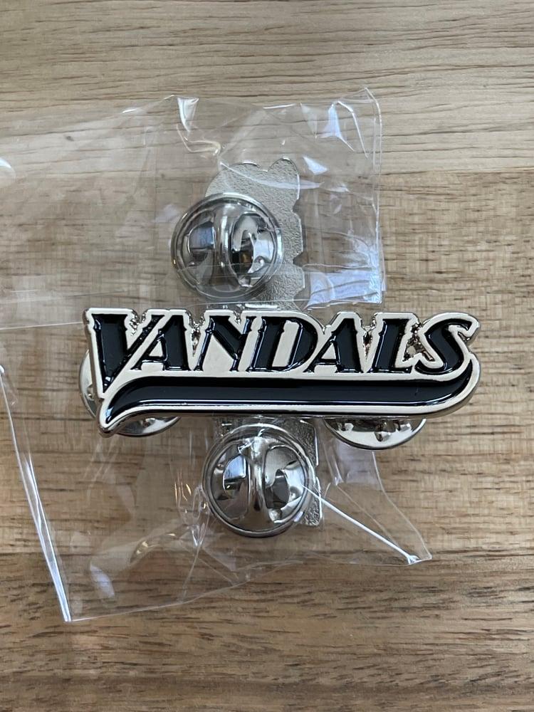 Image of Vandals Pin