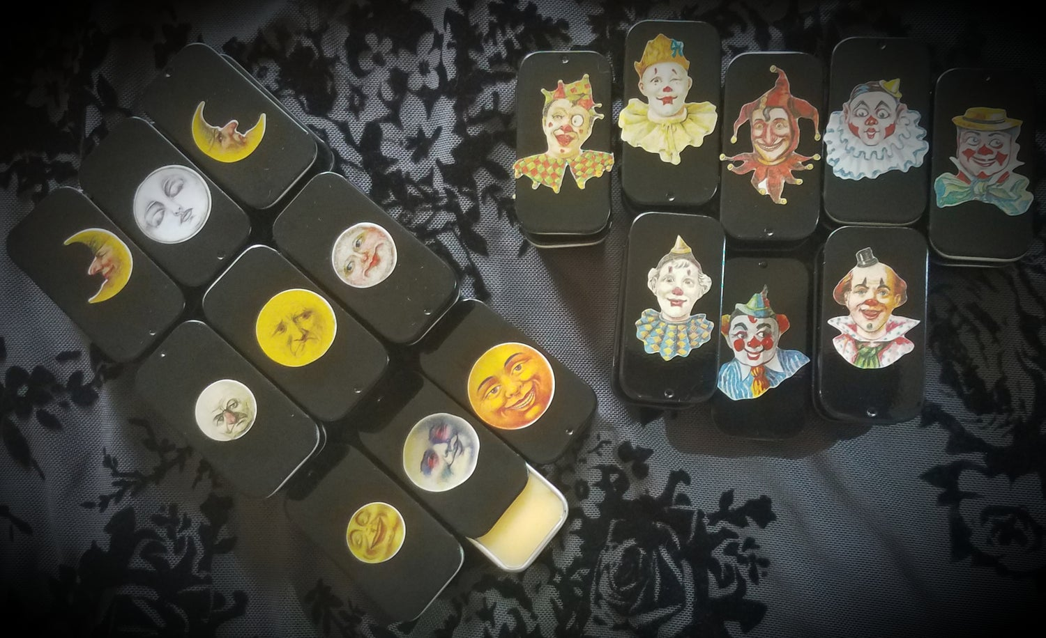 Image of Solid Perfumes
