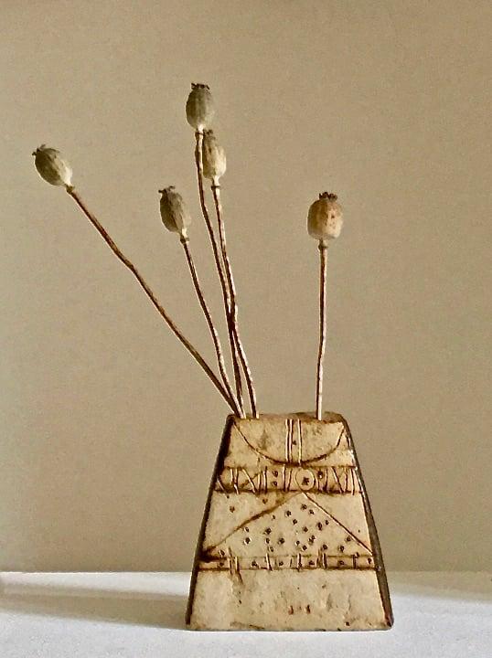 Image of Ceramic Vessel by Bernard Rooke, Mid-20th Century, England