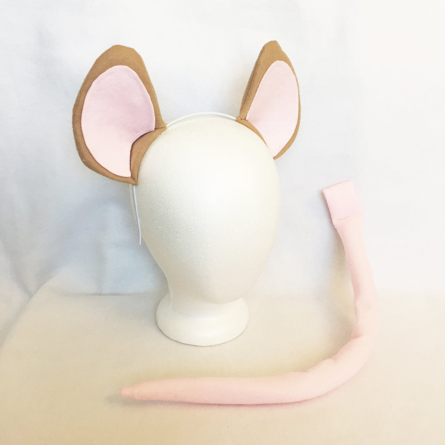 Image of Mouse Ears and Tails (8 Colors)