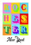 Roc Blocks Print