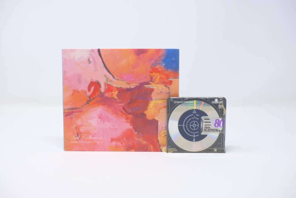 Image of nujabes - hydeout productions 2nd collection