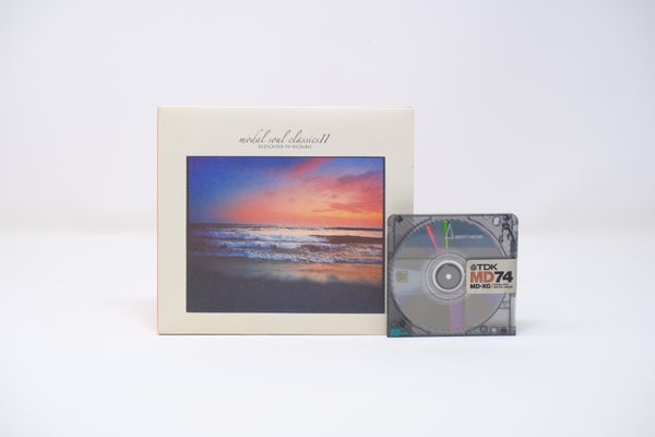 Image of modal soul classics II - dedicated to nujabes
