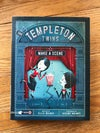 The Templeton Twins Make a Scene (Templeton Twins #2) by Ellis Weiner