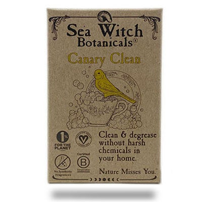 Image of Sea Witch Botanical - Canary Clean Dish & House Soap
