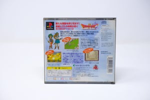 Image of Dragon Quest IV (PS)