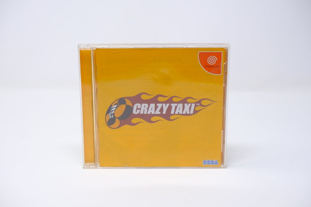 Image of Crazy Taxi
