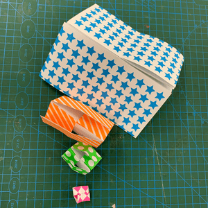Image of Concertina Books that Fold, Flap and Flip - ONLINE -  18th September - (9 -10.30am)