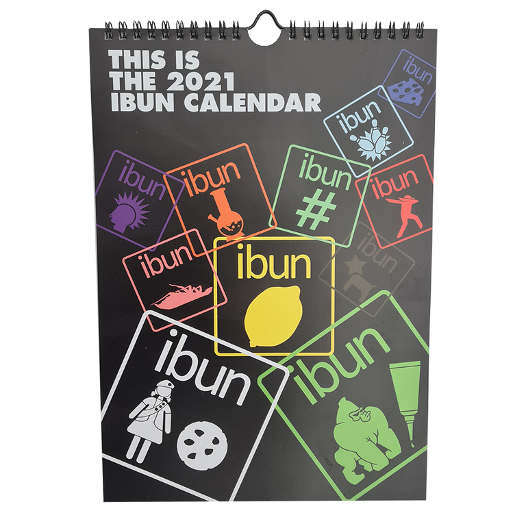 FREE CALENDAR WITH ALL PURCHASES OVER £11