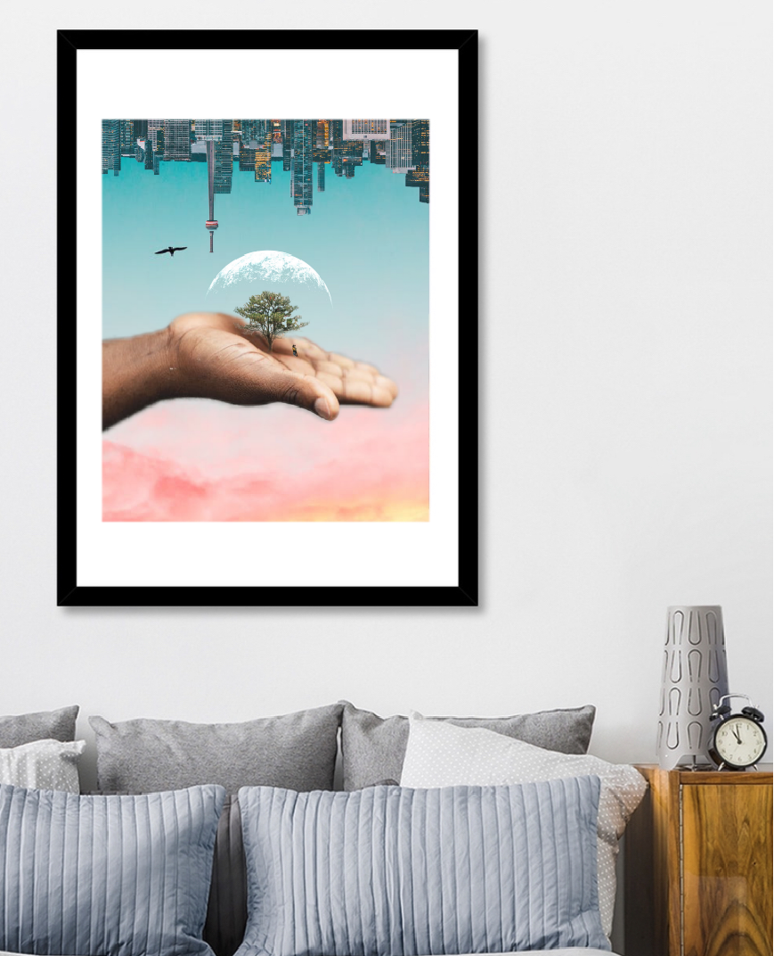 Image of In My Hand Poster