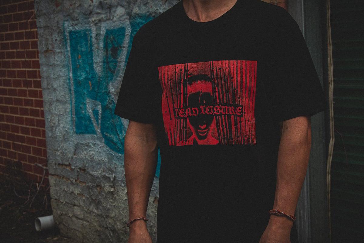 Strange Vision T-shirt - Black