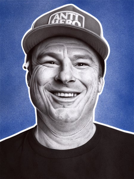 Image of Jeff Grosso Limited Edition of 100