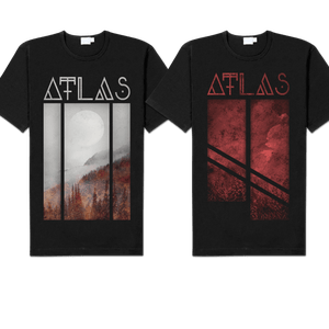 """Image of Atlas """"Moon"""" & """"Red"""" Shirts"""