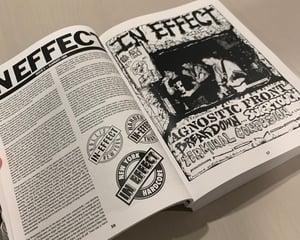 Image of SLP-034: IN EFFECT Hardcore Fanzine Anthology