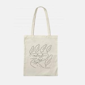 Image of Wild river swim - Tote bag