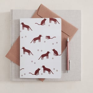 Image of Les Chats Notebook