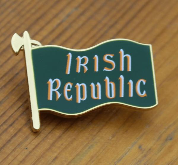 Image of Irish Republic Pin