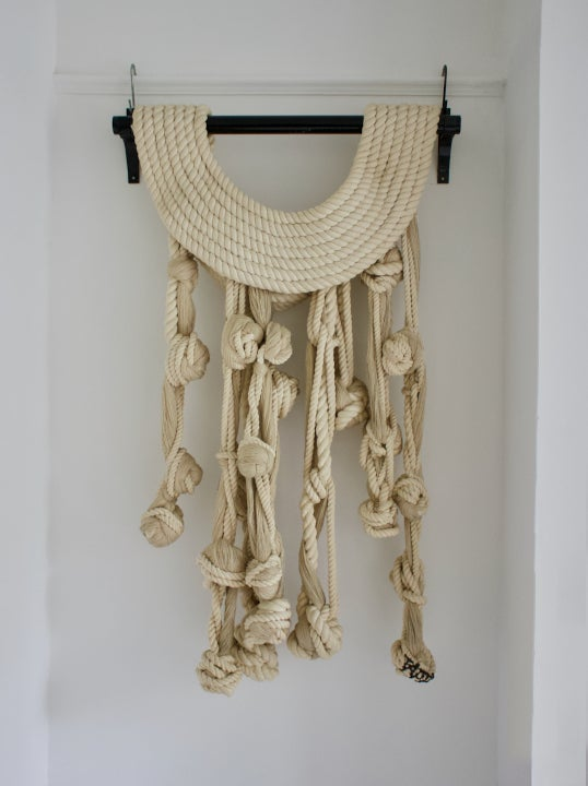 Image of Fibre Sculpture by Maria TAPTA, 1973