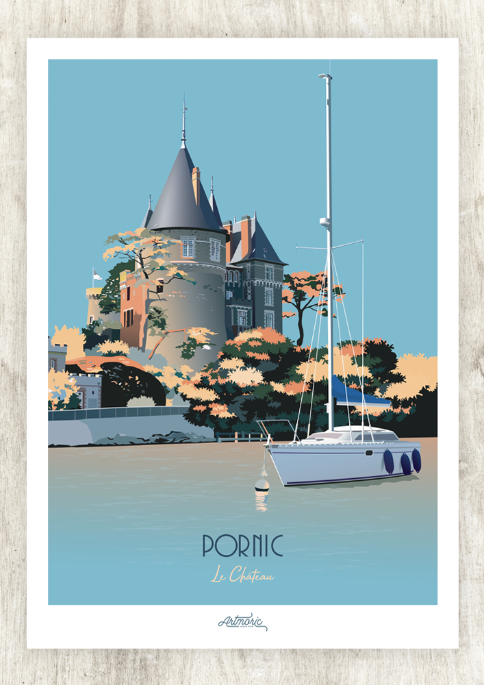 Le Château, Pornic