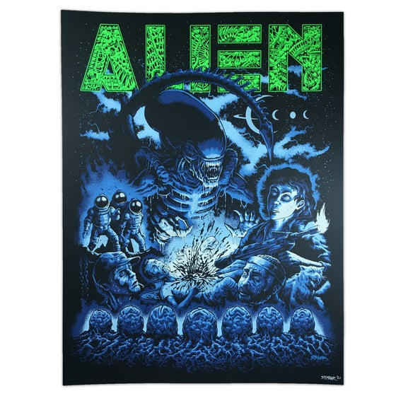 Image of ALIEN Poster