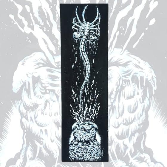 Image of FACEHUGGER - ORIGINAL ARTBOARD