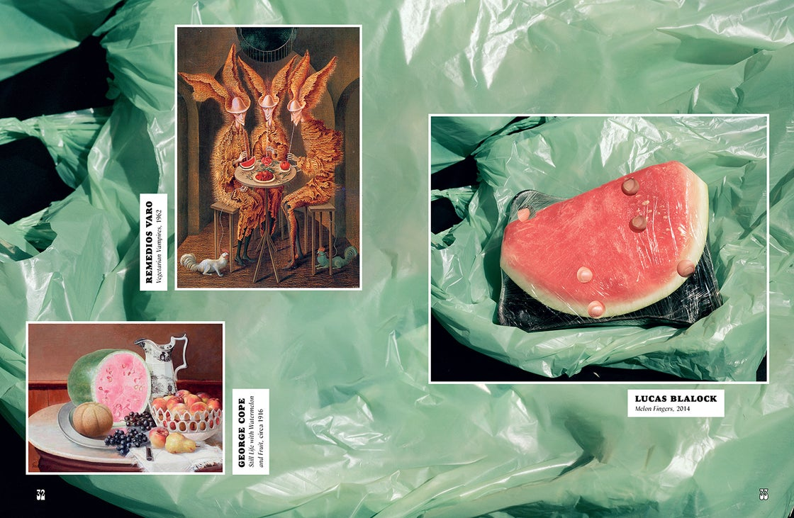 Image of HORS D'ŒUVRE #1 - The Watermelon Issue
