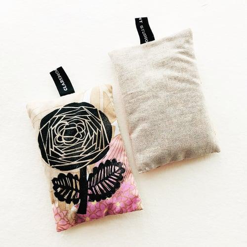 Image of Folk Flower Lavender Dream Pillows