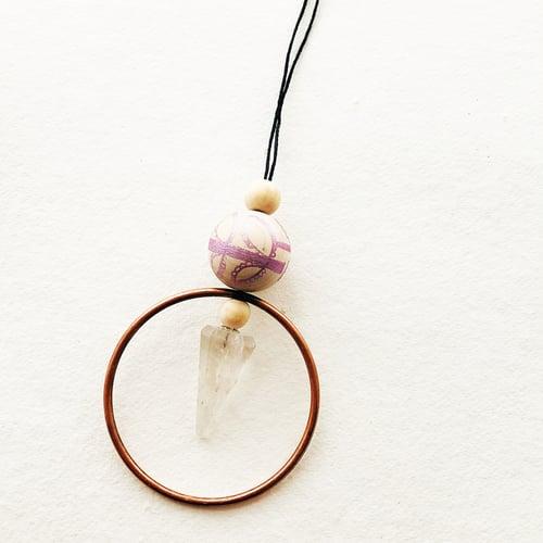 Image of Smoky Quartz Crystal Decoration